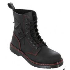Shoes Boots & Braces BAT BLACK