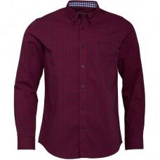 long sleeve Shirt  Ben Sherman button down Cherry Red