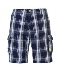shorts SoulCal&Co Checked NAVY