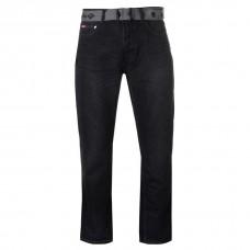 Lee Cooper Jeans - black
