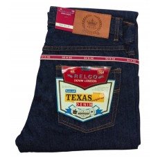 Jeans  Relco London  fit skinny  Selvedge style denim
