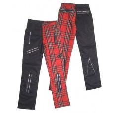 kalhoty punk