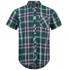 Brutus Shirt  Bottle Green