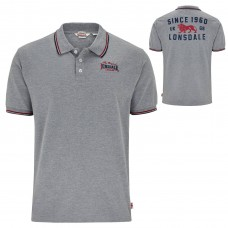 Men's Slim Fit Polo Shirt Lonsdale Burton