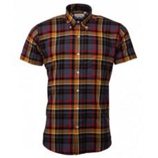 shirt Relco London  Grey Check