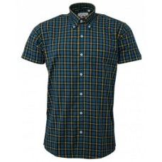shirt Relco London  Petrol Check