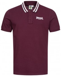 Men's Slim Fit Polo Shirt Lonsdale BARLASTON