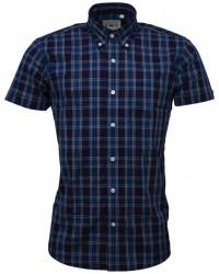 Relco London shirt  Dark Blue