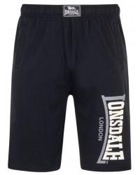 shorts Lonsdale  LOGO JAM BLACK