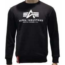 Alpha Industries Classic Black sweatshirt
