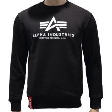 mikina Alpha Industries Classic Black