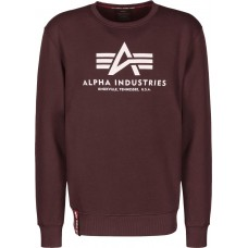 sweatshirt Alpha Industries Classic Burgundy