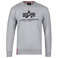 sweatshirt Alpha Industries Classic Grey