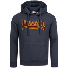 hoodie Lonsdale Classic  Navy