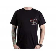 T-shirt Blackheart - Hot Rod Chopper Kustom Kulture