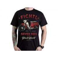 T-shirt Blackheart