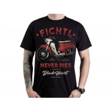 T-shirt Blackheart