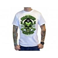 T-shirt Blackheart - CREEPSTER white