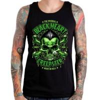 undershirt  Blackheart - Creepster Black