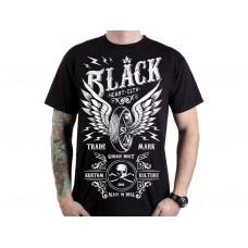 T-shirt Blackheart - Kustom Kulture