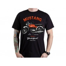 T-shirt Blackheart MUSTANG