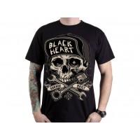 T-shirt Blackheart - Garage Built