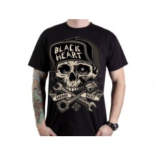 T-shirt Blackheart - Garage Built