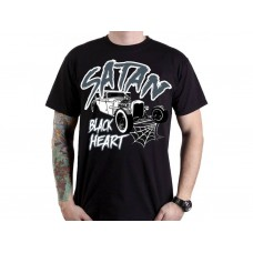 T-shirt Blackheart - satan