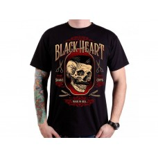 T-shirt Blackheart  Shave Cuts