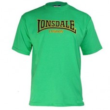 T-shirt Lonsdale Classic  Green