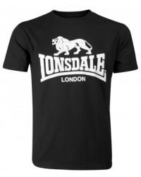 T-shirt Lonsdale LOGO Black