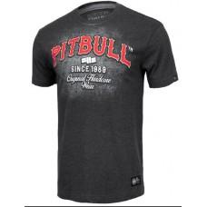 T-shirt Pitbull  since 1989 Original Hardcore Wear