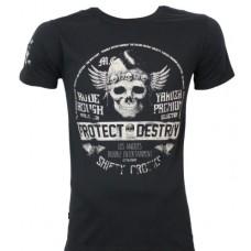 T-shirt Yakuza  3018  Black