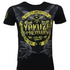T-shirt Yakuza  3020  Black