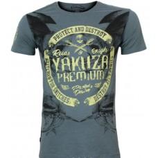 T-shirt Yakuza  3020  Grey