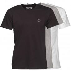 T-shirt Ben Sherman  3pcs in one box   Black/White/Grey Marl
