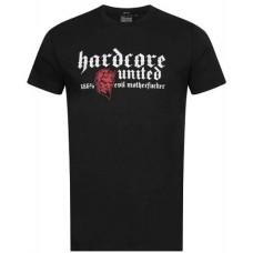 T-shirt Hardcore United - 666%