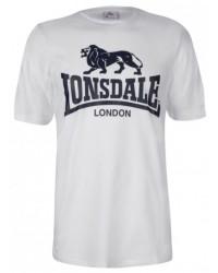 T-shirt Lonsdale LOGO White