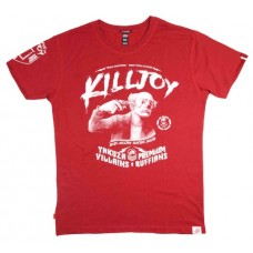 T-shirt Yakuza Kill Joy  RED