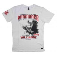 T-shirt Yakuza Ruderider  White