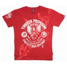 T-shirt Yakuza Premium Selection  Protect and Destroy