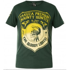 T-shirt Yakuza   Bounty Hunter   The Bloody Cartel