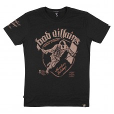 T-shirt Yakuza   Bad Villains  Adventure Holidays  Black