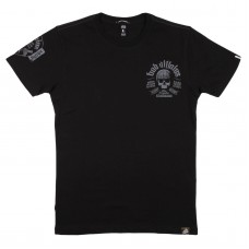 T-shirt Yakuza  Bad Villains  Black
