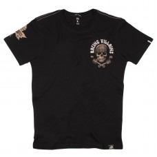 T-shirt Yakuza  Racing Villains  Black