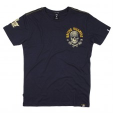 T-shirt Yakuza  Racing Villains  Navy