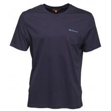 T-shirt Ben Sherman dark blue