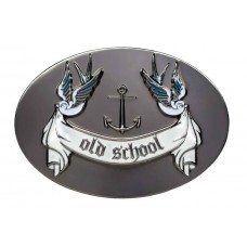 belt buckle  OLD SCHOOL